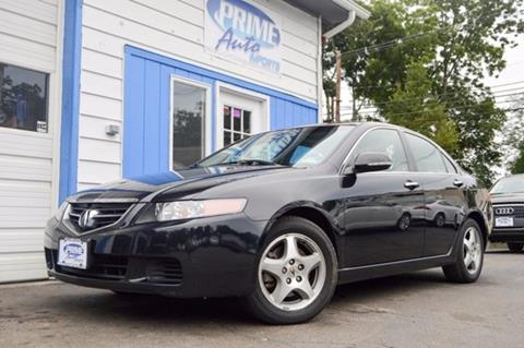 2005 Acura TSX for sale in Bloomingdale, NJ