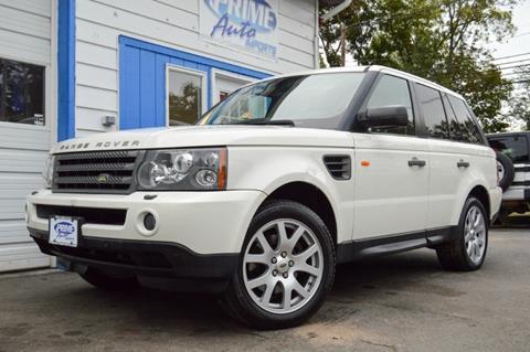 2008 Land Rover Range Rover Sport for sale in Bloomingdale, NJ