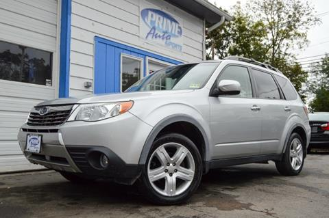 2009 Subaru Forester for sale in Bloomingdale, NJ