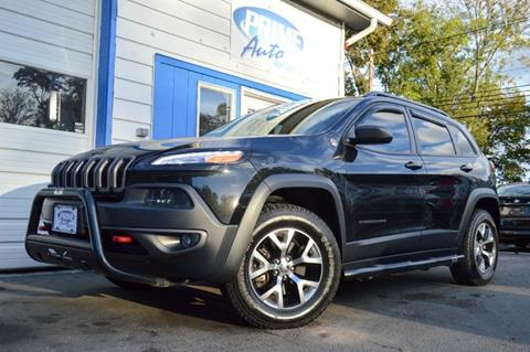 2015 Jeep Cherokee for sale in Bloomingdale, NJ
