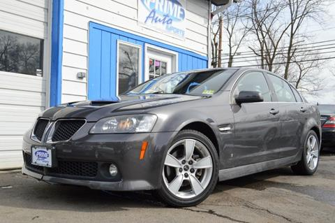 2009 Pontiac G8 for sale in Bloomingdale, NJ
