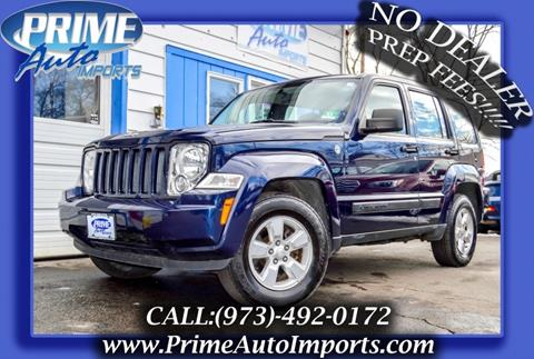 2012 Jeep Liberty for sale in Bloomingdale, NJ
