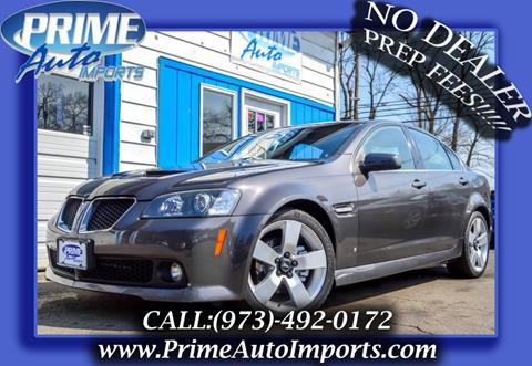 2008 Pontiac G8 for sale in Bloomingdale, NJ