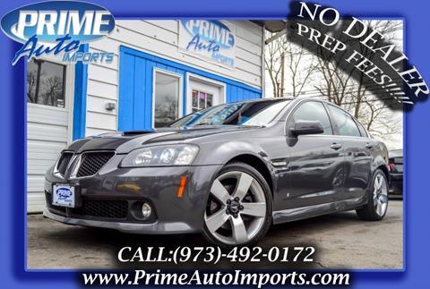 2009 Pontiac G8 for sale in Bloomingdale, NJ