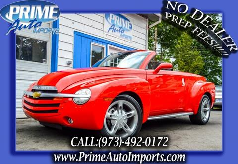 2004 Chevrolet SSR for sale in Bloomingdale, NJ