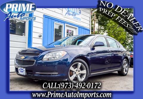 Cars For Sale Under 10000 >> 2011 Chevrolet Malibu For Sale In Bloomingdale Nj