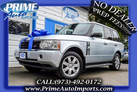 2008 Land Rover Range Rover for sale in Bloomingdale, NJ