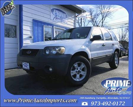2007 Ford Escape for sale in Riverdale, NJ