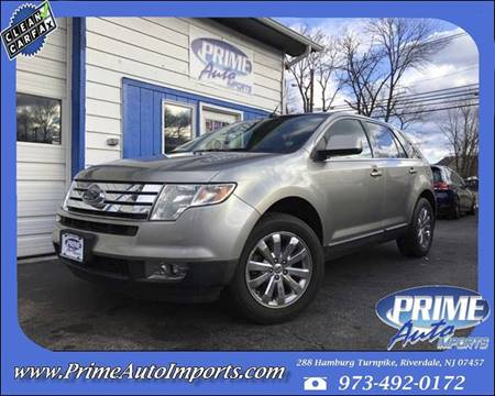 2008 Ford Edge for sale in Riverdale, NJ