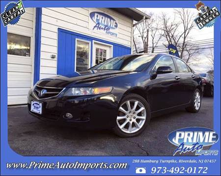 2006 Acura TSX for sale in Riverdale, NJ