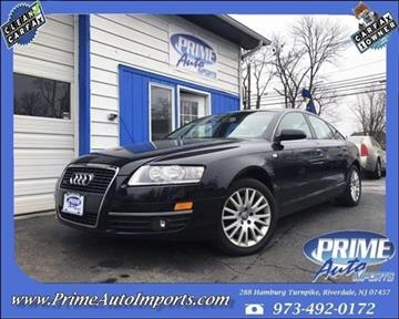 2007 Audi A6 for sale in Riverdale, NJ