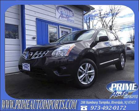 2012 Nissan Rogue for sale in Riverdale, NJ