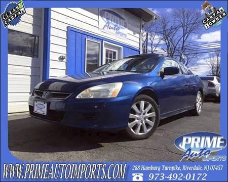 2006 Honda Accord for sale in Riverdale, NJ