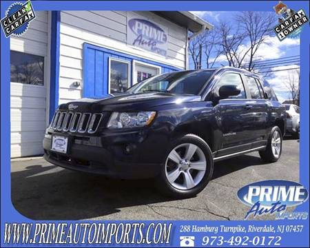 2011 Jeep Compass for sale in Riverdale, NJ