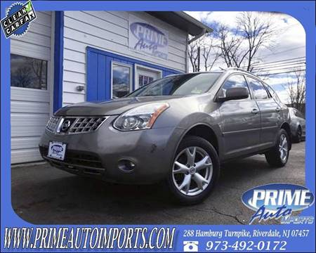 2009 Nissan Rogue for sale in Riverdale, NJ