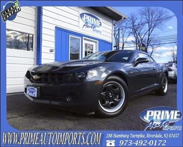 2012 Chevrolet Camaro for sale in Riverdale, NJ