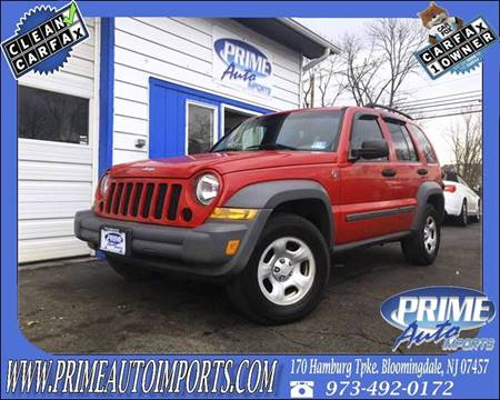 2005 Jeep Liberty for sale in Riverdale, NJ