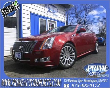 2011 Cadillac CTS for sale in Riverdale, NJ