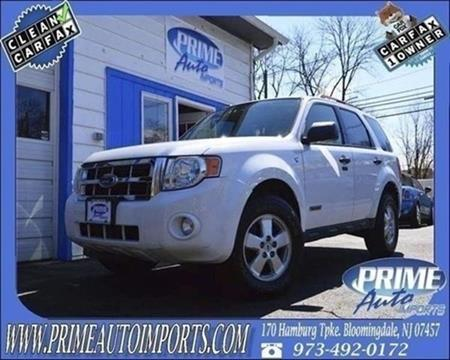 2008 Ford Escape for sale in Riverdale, NJ
