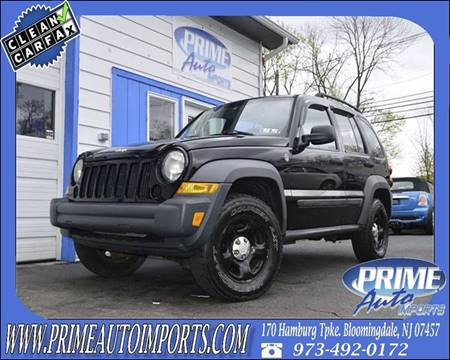 2007 Jeep Liberty for sale in Riverdale, NJ