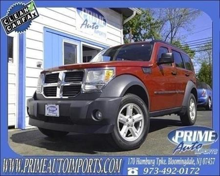 2007 Dodge Nitro for sale in Bloomingdale, NJ