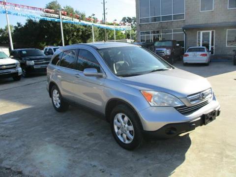2007 Honda CR-V for sale in Spring, TX