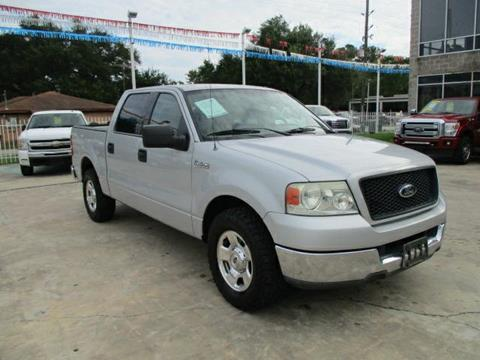 2004 Ford F-150 121120 Miles & Lone star Auto Center - Used Cars - Spring TX Dealer markmcfarlin.com