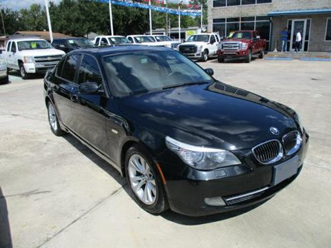 2010 BMW 5 Series for sale in Spring, TX
