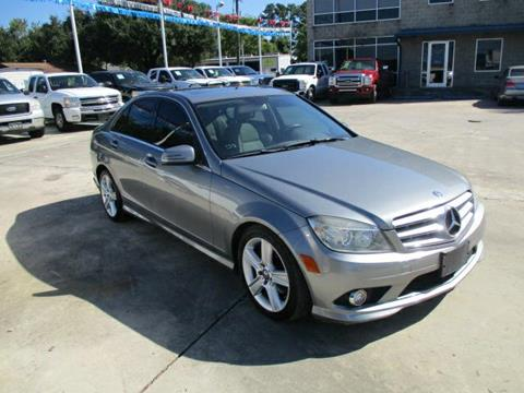 2010 Mercedes-Benz C-Class for sale in Spring, TX