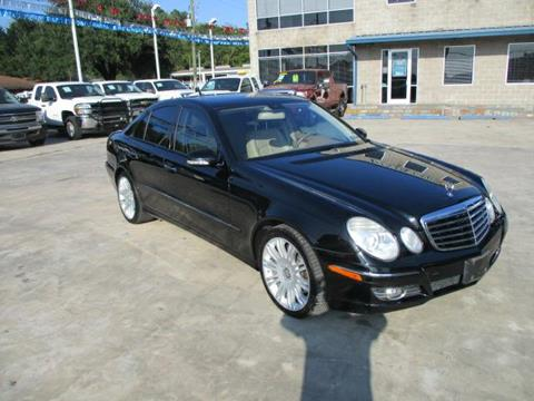 2008 Mercedes-Benz E-Class for sale in Spring, TX