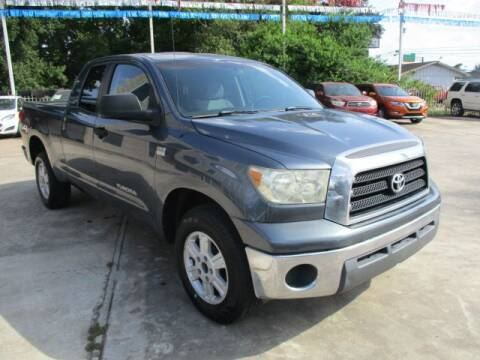 2007 Toyota Tundra for sale at Lone Star Auto Center in Spring TX