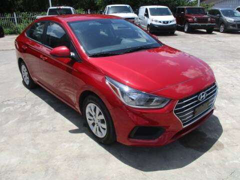 2019 Hyundai Accent for sale at Lone Star Auto Center in Spring TX