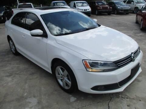 2012 Volkswagen Jetta for sale at Lone Star Auto Center in Spring TX