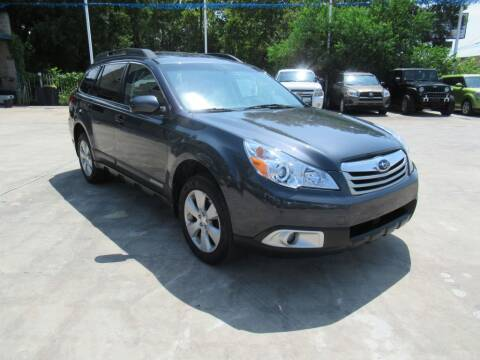 2012 Subaru Outback for sale at Lone Star Auto Center in Spring TX