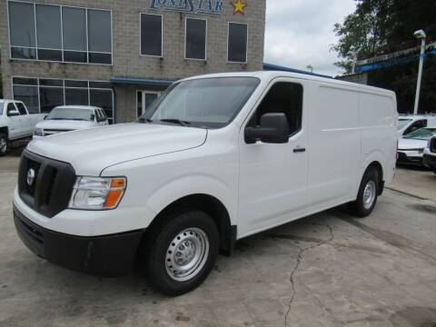 2019 Nissan NV Cargo for sale at Lone Star Auto Center in Spring TX
