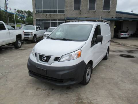 2017 Nissan NV200 for sale at Lone Star Auto Center in Spring TX
