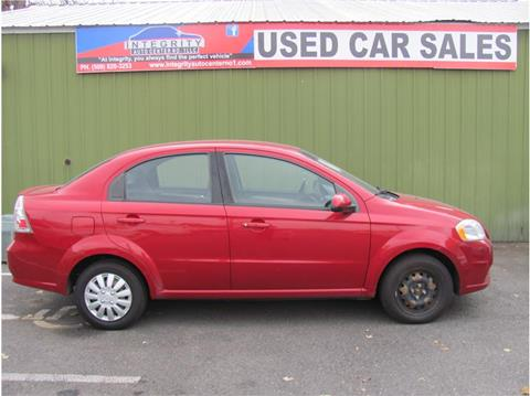 Chevrolet Aveo For Sale In Washington Carsforsale