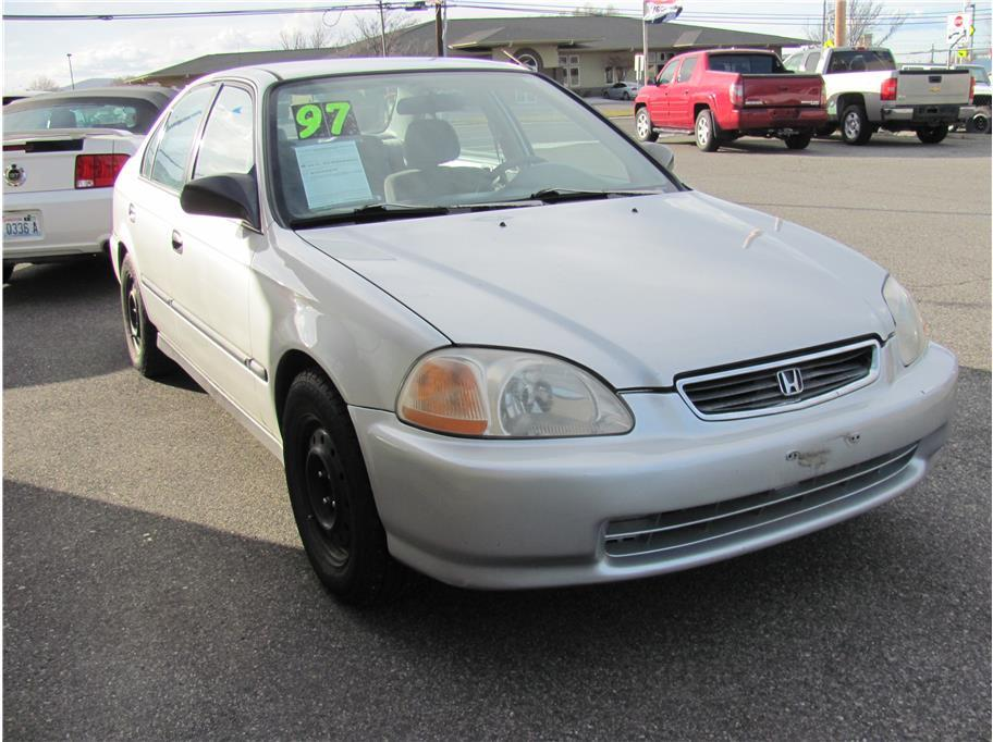 1997 Honda Civic LX 4dr Sedan - Kennewick WA