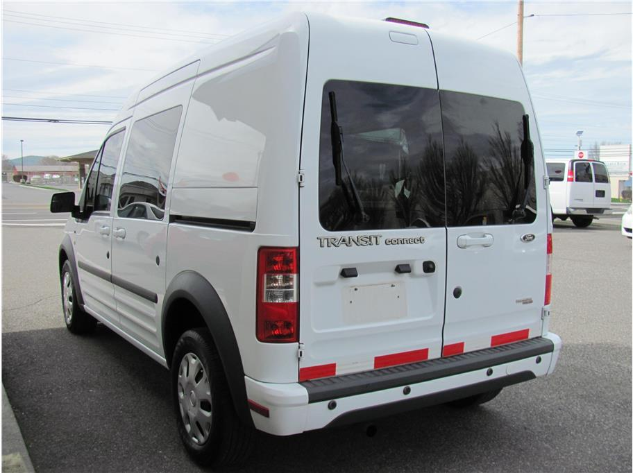 2012 Ford Transit Connect Wagon XLT 4dr Mini-Van - Kennewick WA