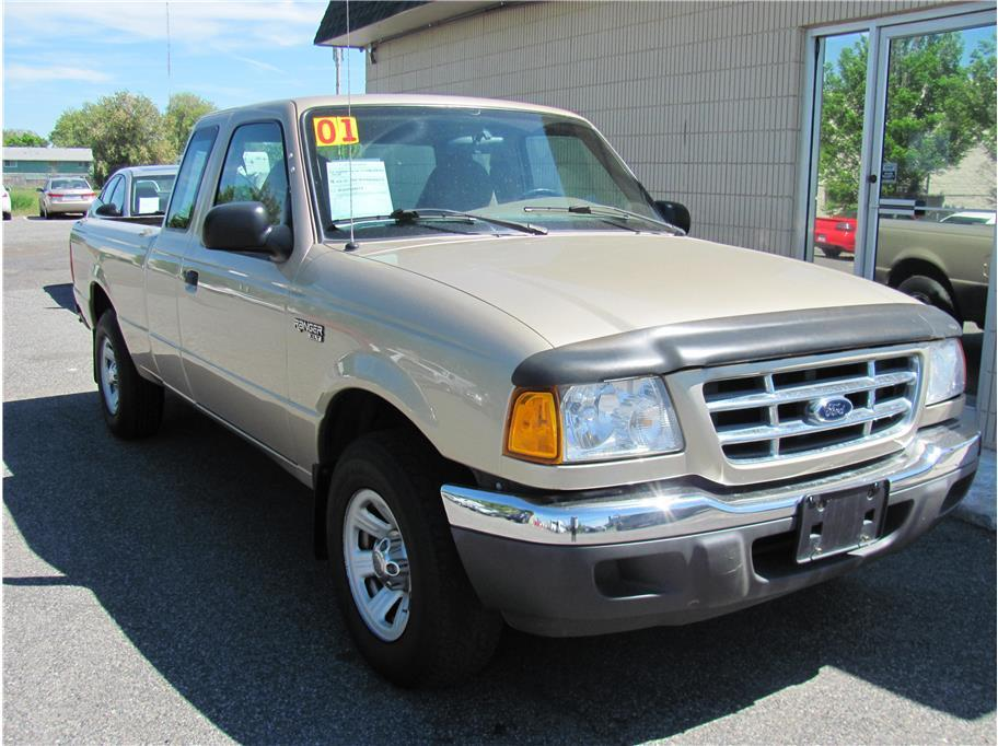 2001 Ford Ranger Pickup 2D - Kennewick WA
