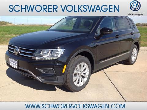 2018 Volkswagen Tiguan for sale in Lincoln, NE