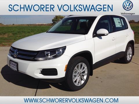 2017 Volkswagen Tiguan Limited for sale in Lincoln, NE