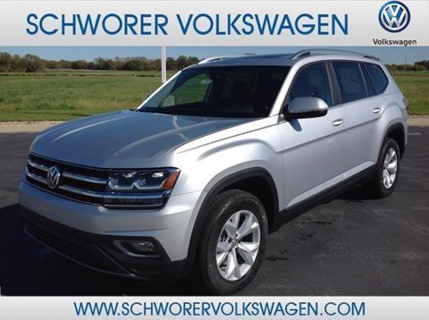 2018 Volkswagen Atlas for sale in Lincoln, NE