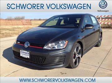 2017 Volkswagen Golf GTI for sale in Lincoln, NE