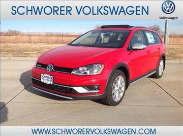 2017 Volkswagen Golf Alltrack for sale in Lincoln, NE
