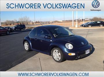 2001 Volkswagen New Beetle for sale in Lincoln, NE