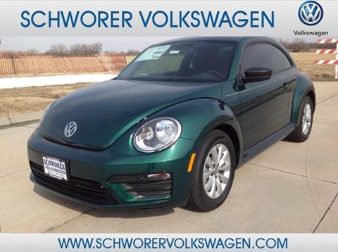 2017 Volkswagen Beetle for sale in Lincoln, NE