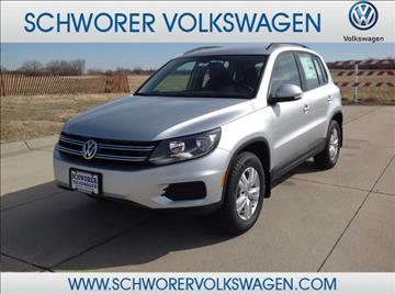 2017 Volkswagen Tiguan for sale in Lincoln, NE
