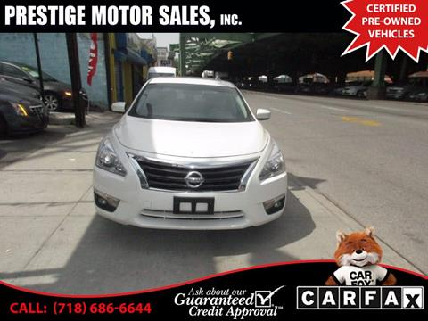 2014 Nissan Altima for sale in Brooklyn, NY