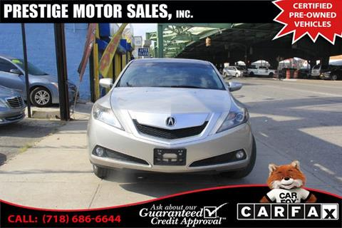 Acura ZDX For Sale In New York Carsforsalecom - Acura zdx for sale